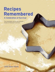 Recipes Remembered Cover