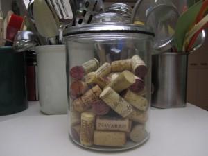 Cork Jar