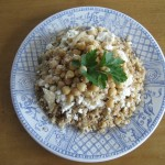 Bulgur with Cheese 1
